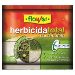 Herbicida total concentrado flower 50 gr