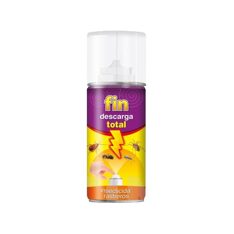 Insecticida descarga total 150 ml flower