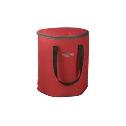 Nevera flexible 15 litros basic rojo