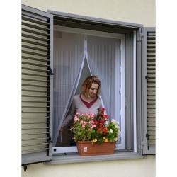 Mosquitera para ventana magnetica heyac 150x180 cm blanco