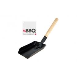 Pala barbacoa carbon mango madera ambit