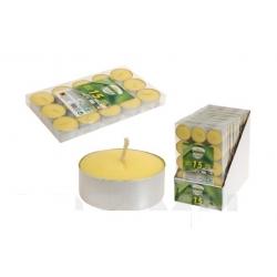 Vela citronela koopman calientaplatos 15 unidades