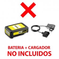 Desbrozadora bateria karcher bcu 260 36 bp318257