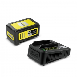 Starter kit karcher battery power 36v 2,5ah