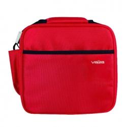 Bolsa porta alimentos valira soft rojo