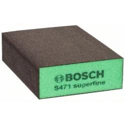 Taco abrasivo bosch 69x97x26mm grano super fino