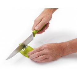 Afilador de cuchillos compacto 2 fases