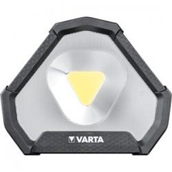 Linterna recargable varta work flex