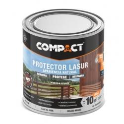 Protector lasur satin 750ml caoba