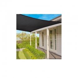 Toldo vela sombreo colaroo everyday rectangular 5x3 m grafito 205 gr