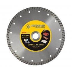 Disco general de obra fredimar rapid cut turbo 230 mm h 22.2