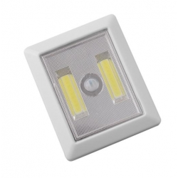 Luminaria led cob con sensor korpass 4w