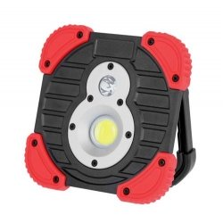 Proyector led recargable korpass 10w 1000 lumens