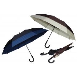 Paraguas doble capa automatico