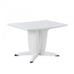 Mesa resina shaf plegable plia blanco 115 x 81 cm
