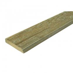Tabla madera ranurada forest pedro 2.8 x 12 x 240 cm