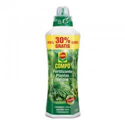 Fertilizante planta verde compo 1300 ml