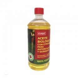 Aceite para antorchas alampat biologico con citronela 750 ml