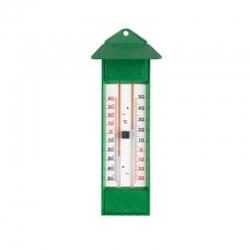 Termometro maxima minima herter ecologico color verde
