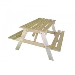 Mesita de picnic gardiun pumba para niÑos 90x70x50 cm