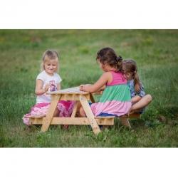 Mesita de picnic gardiun pumba para niÑos 90x70x50 cm323703