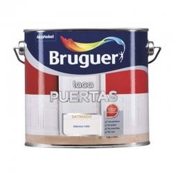 LACA PARA PUERTAS BRUGUER BLANCO ROTO 2.5 L