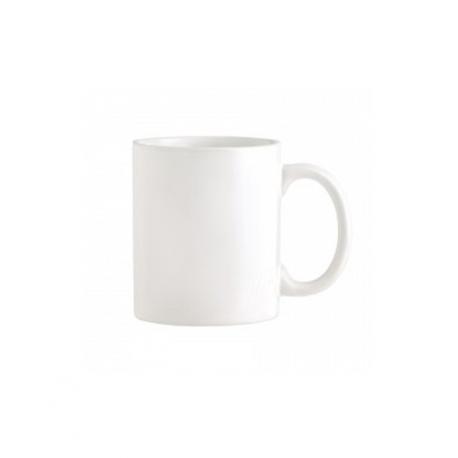 Taza mug porcelana blanco becher