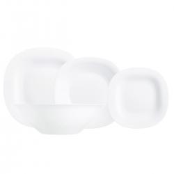 Vajilla luminarc neo carine blanco 19 piezas