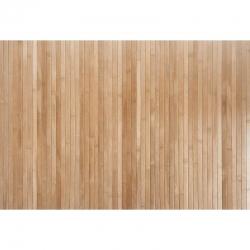 Alfombra de bambu 80x150 cm cool natur
