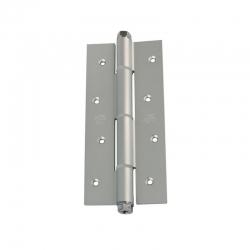 Bisagra cierra puertas simple accion 3034 amig 180x80 mm plata