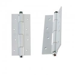 Bisagra cierra puertas simple accion 3034 amig 180x80 mm blanco