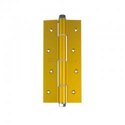 Bisagra cierra puertas simple accion 3034 amig 180x40 mm oro