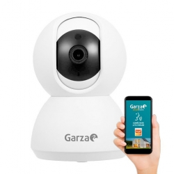Camara ip interior smart wifi 360º 720p hd
