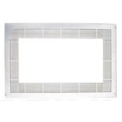 Marco microondas plastico blanco 60 x 40 cm