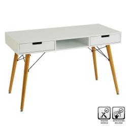 Mesa escritorio consola blanco