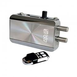 Cerradura electronica invisible guardian btv inox
