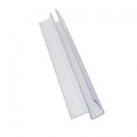 Perfil mampara junta micel pf5 2m 28,3x13mm