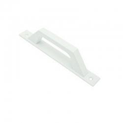 Asa con placa micel carpinteria aluminio blanca