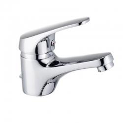 Grifo monomando lavabo box plus ficus-01 cromado