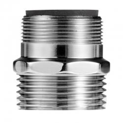 Adaptador grifo gardena conector riego con filtro aire