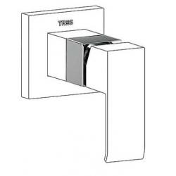 Monomando cuadro-Tres ducha 10617710
