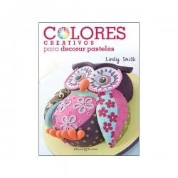 libro colores creativos para decorar