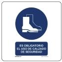 Normativa seguridad calzado laboral