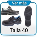 Zapato seguridad T-40