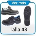 Zapato seguridad T-43