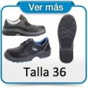 Zapatos de seguridad T-36
