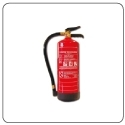 Extintores, complementos