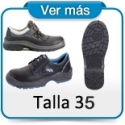 Zapatos de seguridad T-35