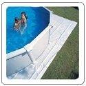 Manta protectora suelo piscina