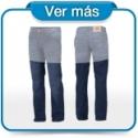 Pantalones vaqueros de trabajo